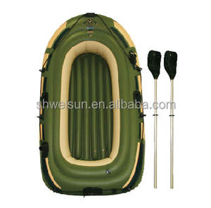 Hot sale China factory custom pvc free toys Professional Inflatable Boat for fishing in lake