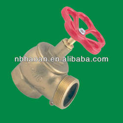 "brass 2"" over ground fire hydrant landing valve"