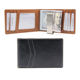 RFID Blocking & Smart Design Wallet with Money Clip for men Money Clip Wallet 8 card slots