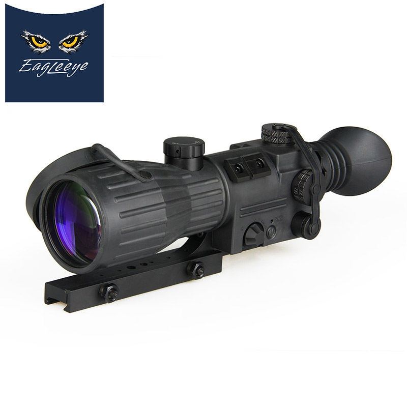 popular use hight quality military tactical 390R infrared night vision thermal scope HK27-0011