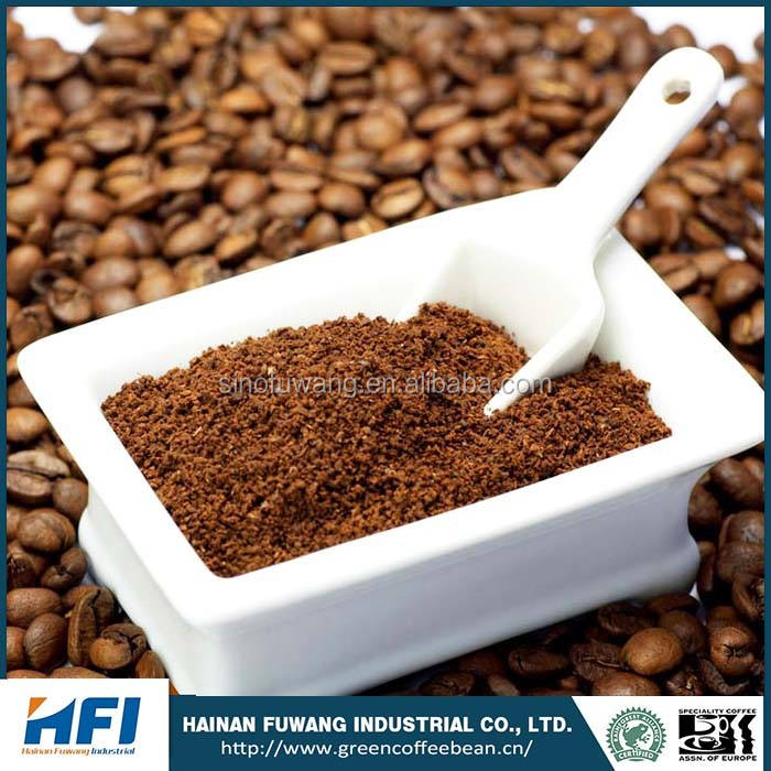 Factory Supply ground coffee wholesale