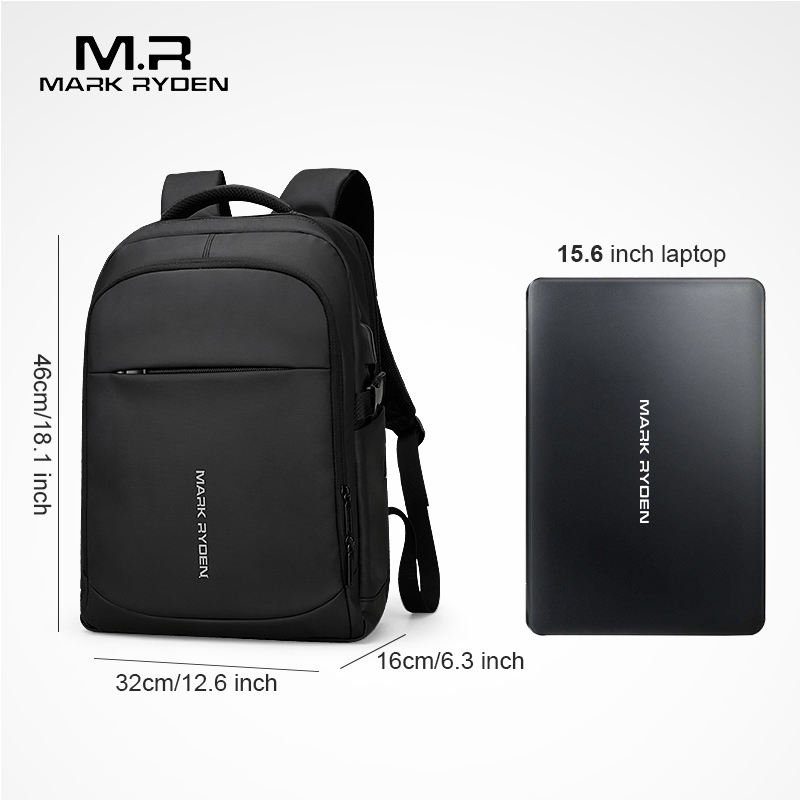 Black backpack polyester promotion bags and backpacks direct from china backpacks made in china