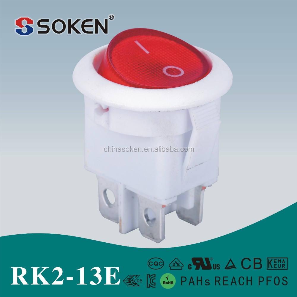 Rk2-13E dpst a luce spenta <span class=keywords><strong>interruttore</strong></span> a bilanciere del pannello per il <span class=keywords><strong>vapore</strong></span> 16a 250v t85