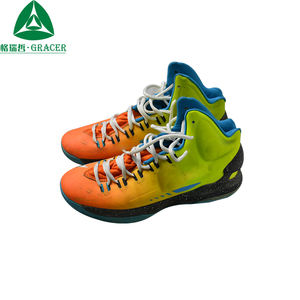 Second Hand Shoes Used Mens Basketball Shoes for Sale in Germany