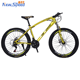China Factory 3 spokes mountain bike/High Quality 24 speed Double Disc Brake Knife Wheel Mountain Bike 26