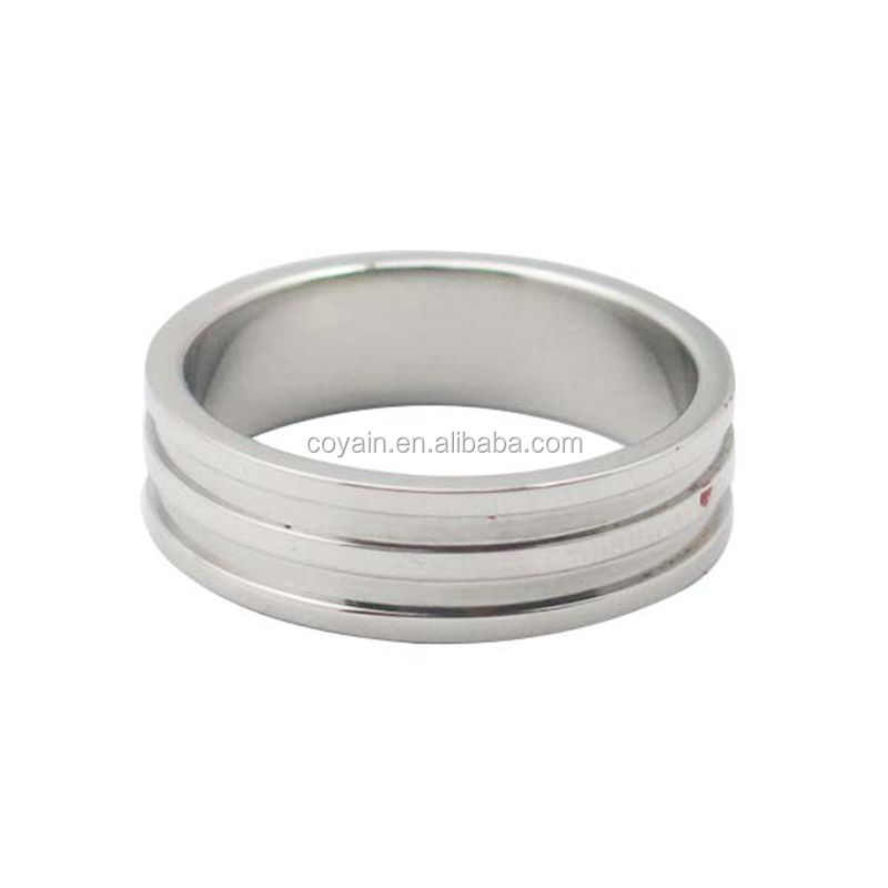 2016 Latest Design Fashion Stainless Steel Tat Ring