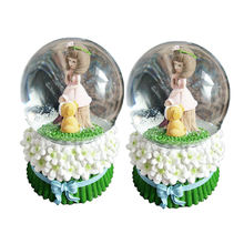 music snowglobe resin snow ball WATER GLOBE snow globe gift