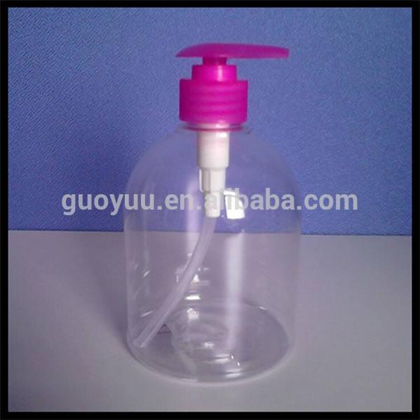 500ml любой размер и цвет подгонять пластиковых свет буле пэт бутылки