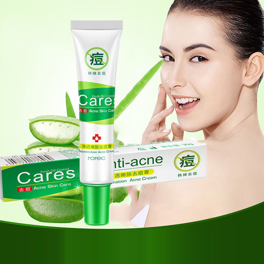 Tea Tree Oil & Sea Weed Best acne treatment cream Acne & Pimple removal cream supply Personal Care Skin Acne Treatment whitening