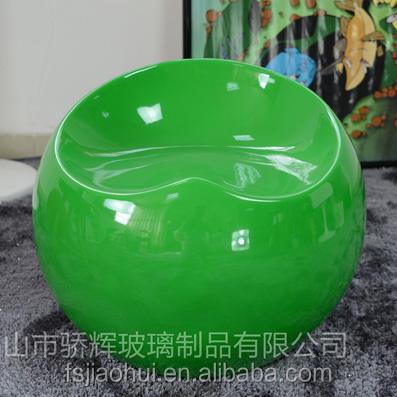 핀 돌 볼 Chair-JH247-China 유리 섬유 현대 클래식 디자이너 복제 가구