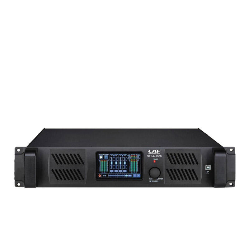 CAF class d amplifier+speaker power amplifier dsp+power amplifier for pa system