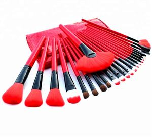 In Stock Now 3 Colors 24 PCS Makeup Brush Set Make Up Brushes