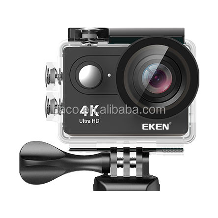 Original Waterproof Ultra HD 4K Video Camera EKEN H9R Action Camera With Remote Control