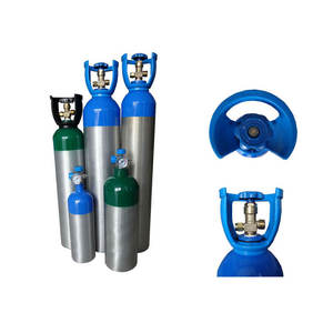 High Pressure Aluminium alloy cylinder CO2 Gas Cylinder