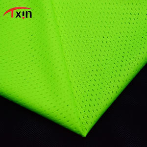 quick dry shirt material for football wear good quality 100 polyester jersey fabric