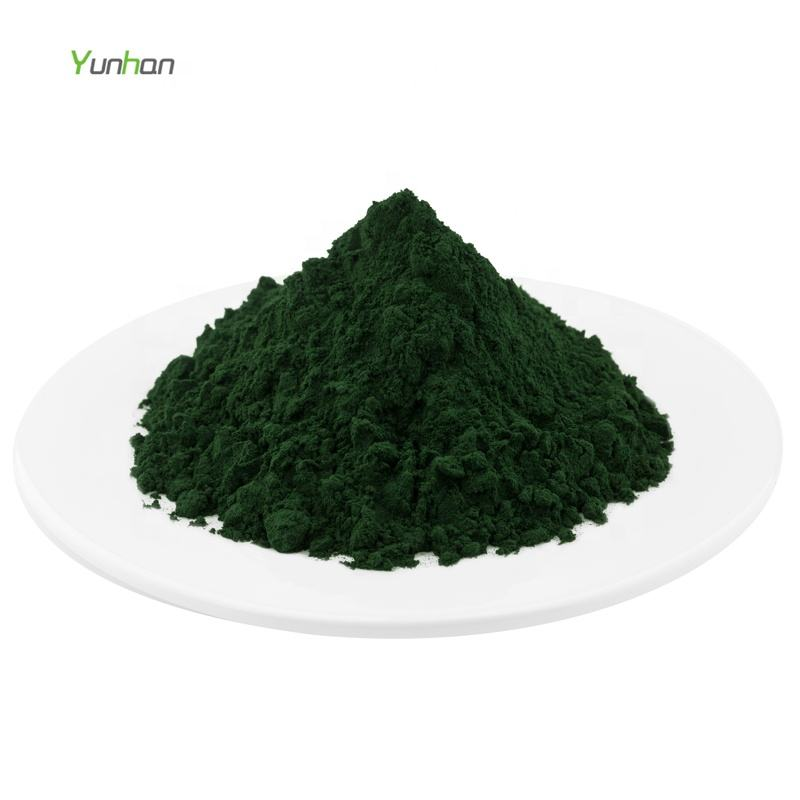 Halal Kosher Extract 100% Food Grade Certified Organic Algae Spirulina Protein Powder