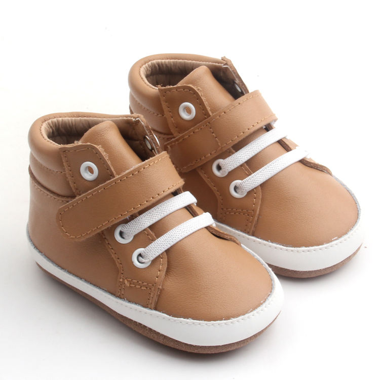 Mix Colors Shoes Soft Soles Real Leather Baby Boy Boots