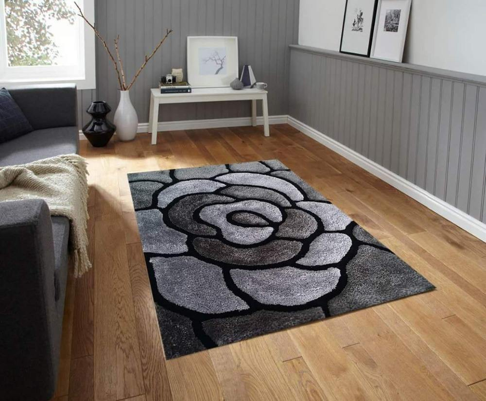 modern shaggy carpets and rugs for living room