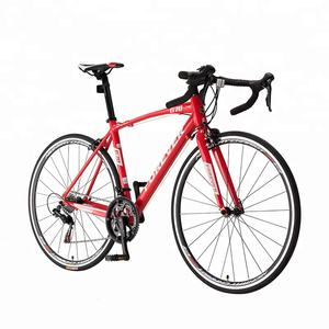 2018 Hot Sales New Model Race Bike China Factory Wholesale Aluminum Alloy 16 Speed Road Bike