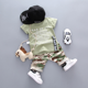 Camouflage 2set Suits Baby Tshirt and PantBaby Boy Clothes