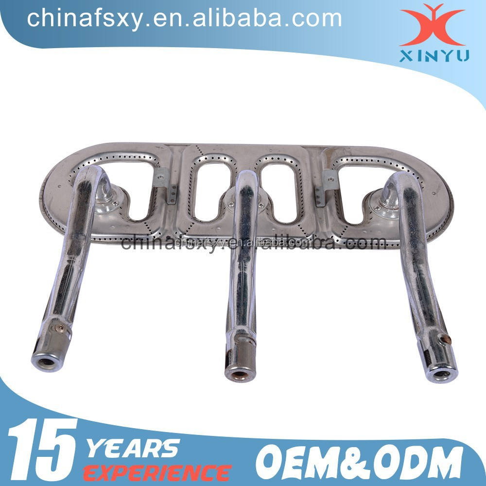 Direct Buy China Stainless Steel Panal Gas Burner Tube
