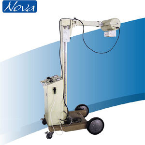 hospital use JP-100M medical mobile x ray machine for radiography