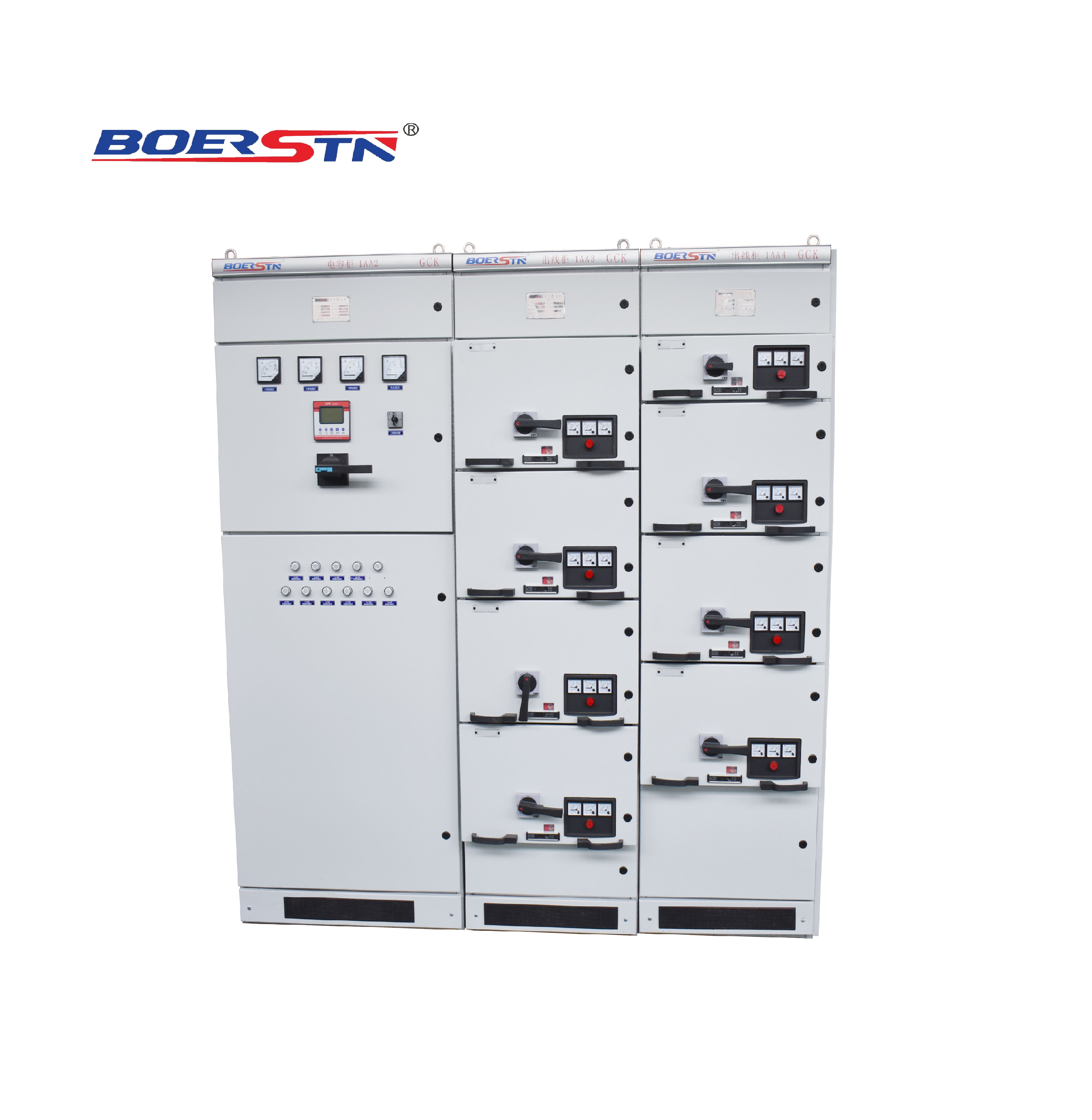 Low Tension Draw Out Electrical Switchgear Power Distribution Cabinet Complete Switch Device 3 Phase Electrical Panel