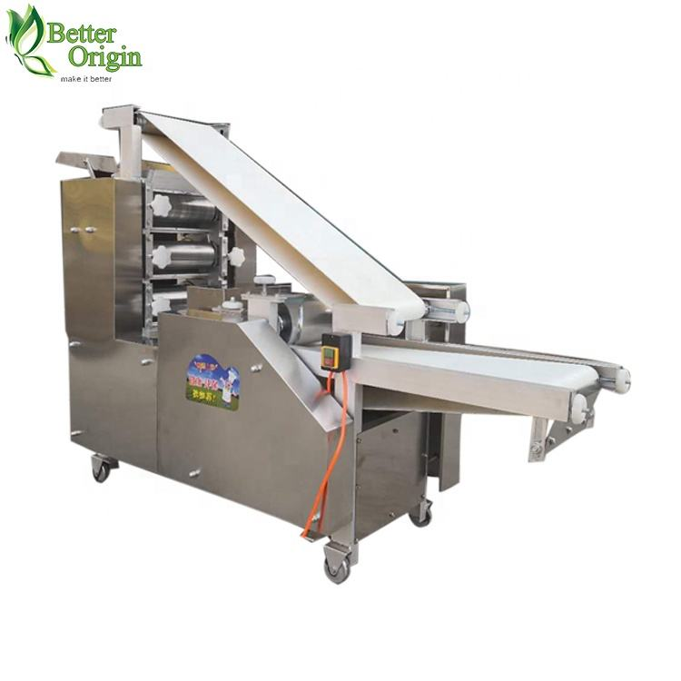 Automatic different size pita bread making machine for sale