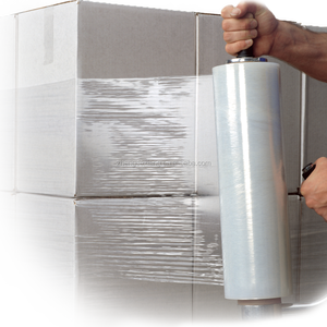 18inch x 1500feet x 80gauge Cast Pallet Stretch Wrap Film
