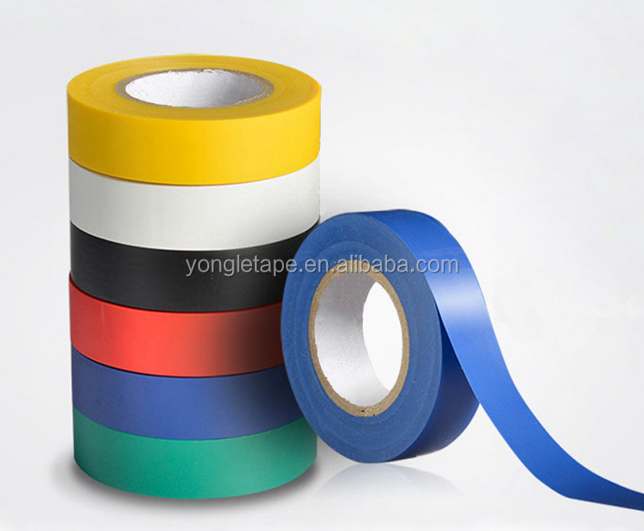 20m x19mm Tesa  Heavy Duty Electrical PVC Insulation Tape Cable Roll Blue