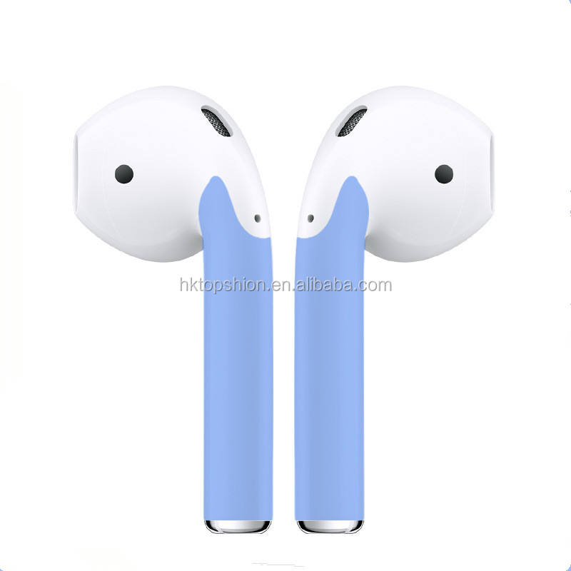 universal skin sticker for airpods 2 1, for airpods earphones skin case