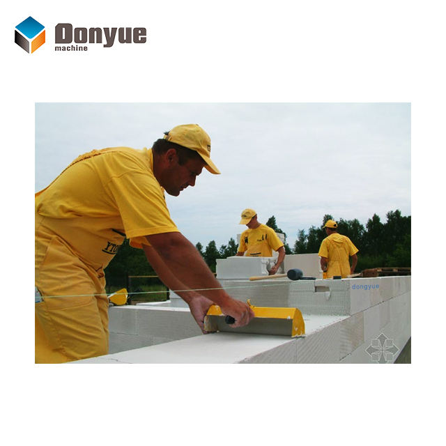 Fly ash lightweight autoclaved aerated concrete block- aac blocks
