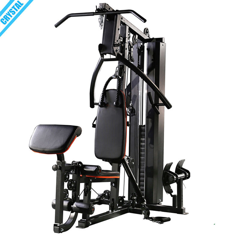 SJ-916 Manufacturer price home exercsise strength training equipment 2 station multi gym for sale