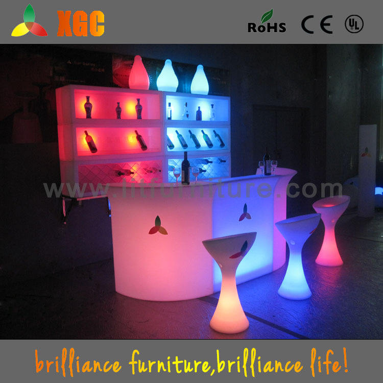 bar table 2016& elephant bar table and stools&led rgb bar table