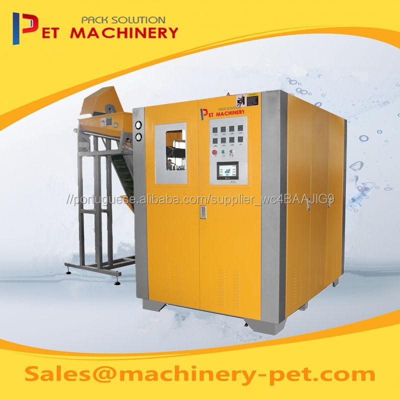Garrafa de Água Mineral de 4 Cavidade 1 Litros Máquina de Moldagem Por Sopro <<span class=keywords><strong>Br</strong></span>/> Preço Fabricação