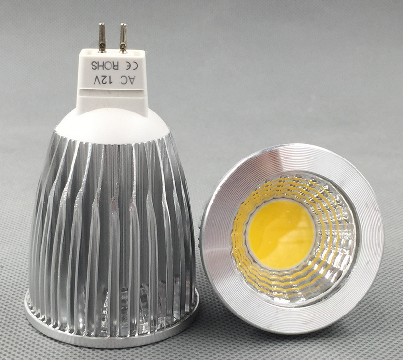 Wholesale led 3W 5W 7W cob mr16 gu10 led spotlight made in china