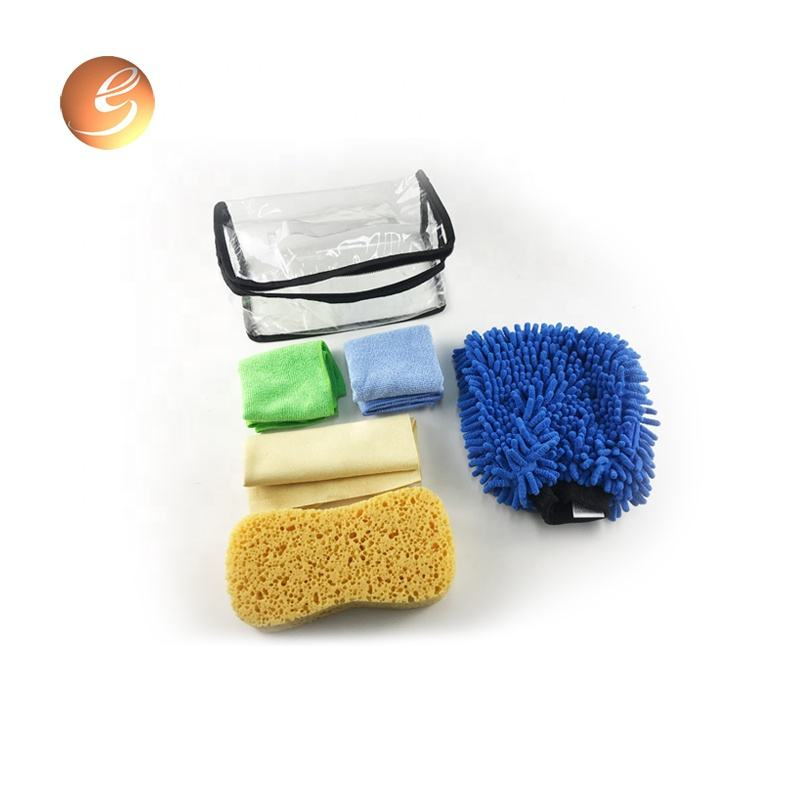 Multi-Functionele Microfiber <span class=keywords><strong>Auto</strong></span> <span class=keywords><strong>Wassen</strong></span> <span class=keywords><strong>Tool</strong></span> Kit Cleaning Sets