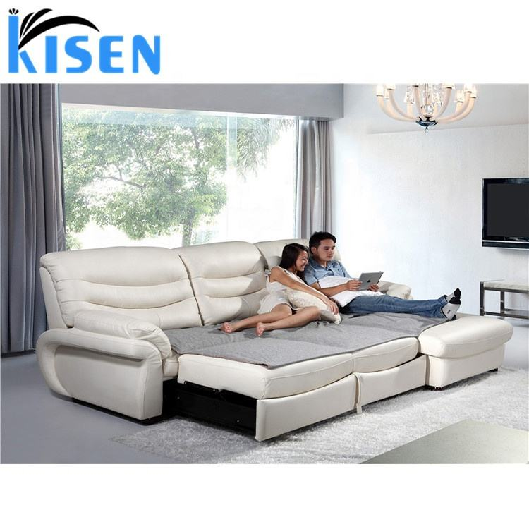 Home furniture modern living room sofa bed with recliner