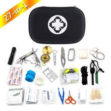 wholesale survival mini multi tool first aid kit