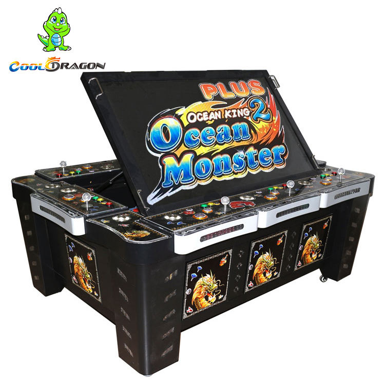 IGS Ocean King 2 Arcade Fish Hunter Game Machines Fish Game Table Gambling Machine for Sale