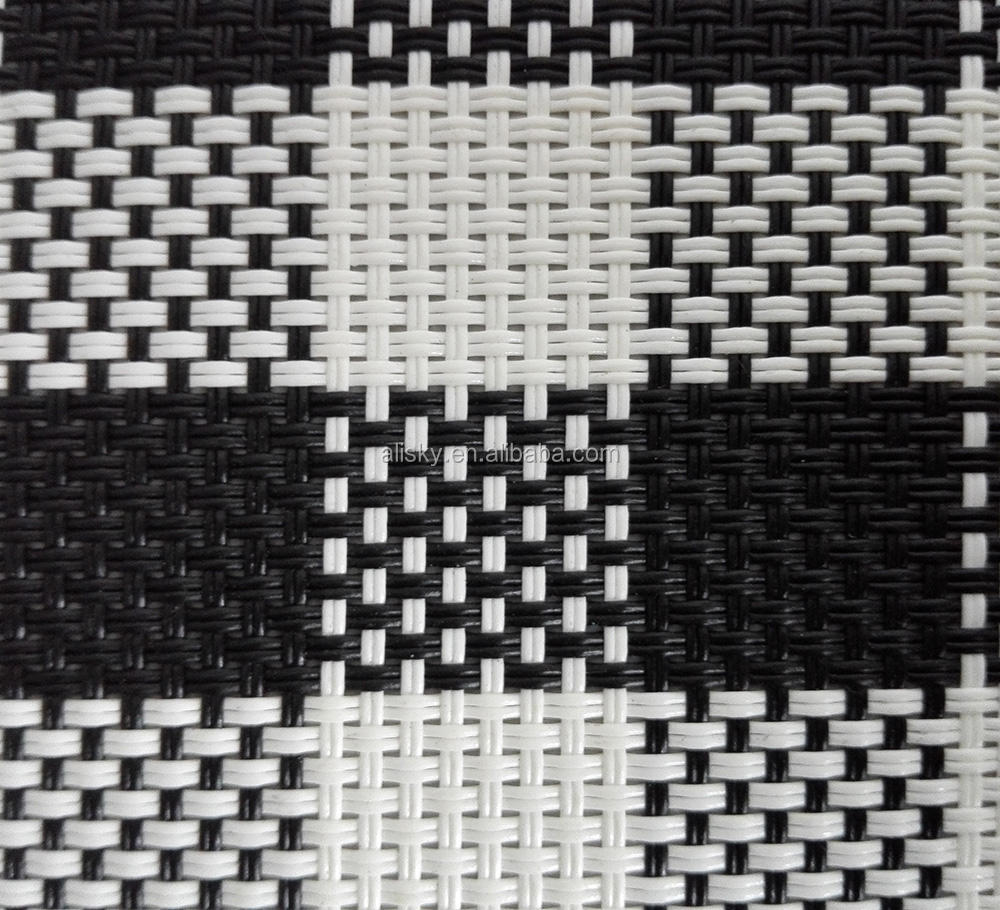 Black and white block pattern decorative carpet &anti-slip /bacterial /static /oil flooring