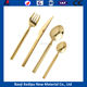 Top quality customizable Titanium cutlery / flatware / tableware / dinnerware / dishware