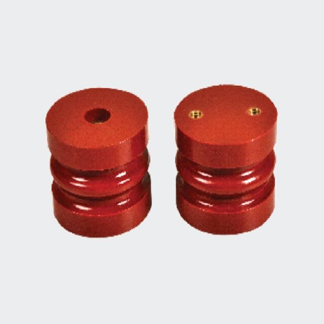 Low voltage electrical epoxy resin standoff support insulator of busbar