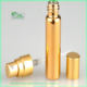 5ml UV mini portable spray atomizer glass perfume bottle