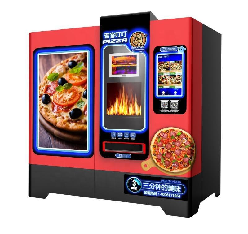 Tremenda automatische pizza automaat pizza machine
