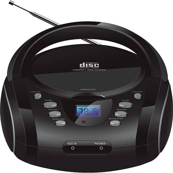 Pemutar Mp3 Radio Am/Fm Mini, Pemutar <span class=keywords><strong>Cd</strong></span> Luar Ruangan