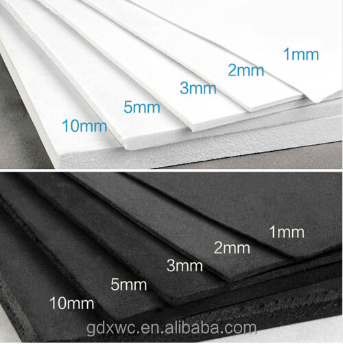 Multicolor different thickness 1MM 2MM 3MM 5MM EVA/PE foam sheet/roll