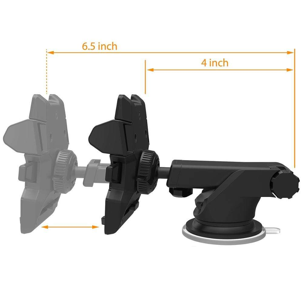 Universal Cell Phone Electronic Airframe Sticky Car Mount Mobile Phone Car Mount for Car Accessory