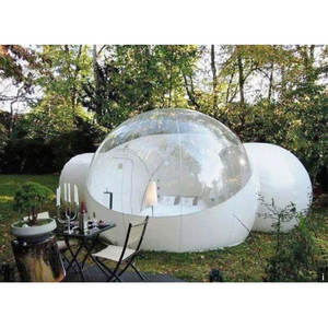 Clear Opblaasbare Bubble Tentbubble Tent Huisbubble Boom