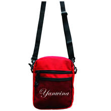small canvas red pink sport boys mobile mini rope men girls chest crossbody kids ladies pu women shoulder sling bag
